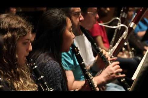 "UC Davis Symphony Orchestra  ""Love, Jazz and Sailors"""
