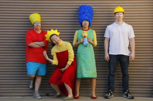 Image of MR. BURNS TICKETS NOW ON SALE