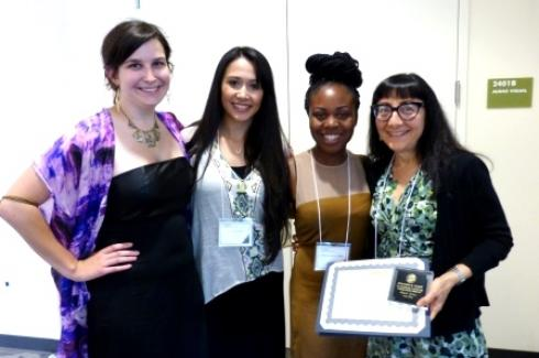 Image of Excellence in Mentoring Undergraduate Research