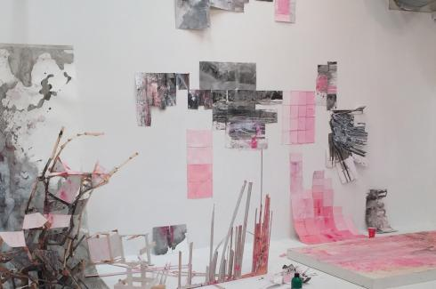 Image of Second-Year MFA Exhibition Previews in San Francisco