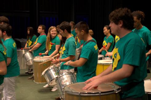 Image of Samba School
