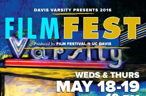 Image of 16th annual film festival at uc davis