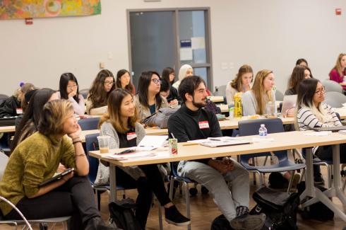 Image of Success for POP UP Workshops Led by Design Alumni