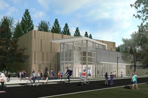 Image of Ann E. Pitzer Center Profiled in |Sacramento Business Journal