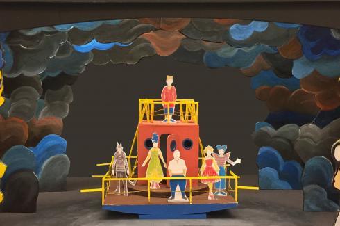 Image of Department of Theatre and Dance Design Showcase June 1