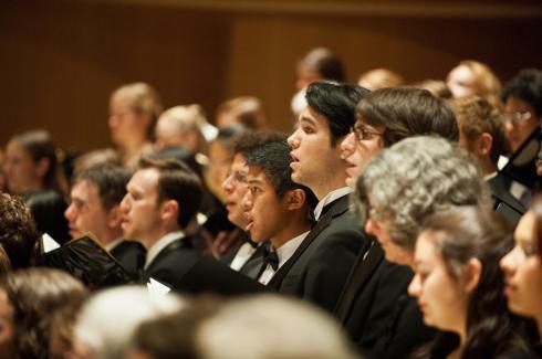 Image of University Chorus