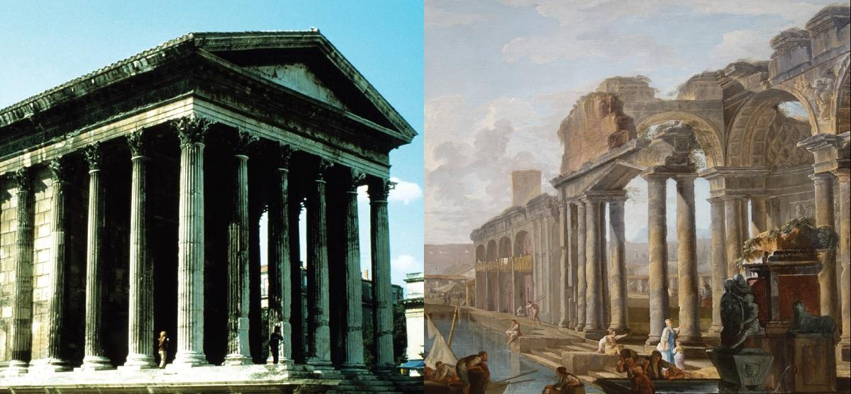Roman Architecture the life and afterlife of ancient roman architecture - uc davis arts