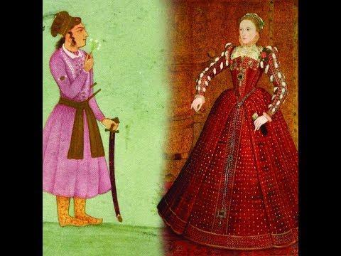 Elizabeth and Akbar