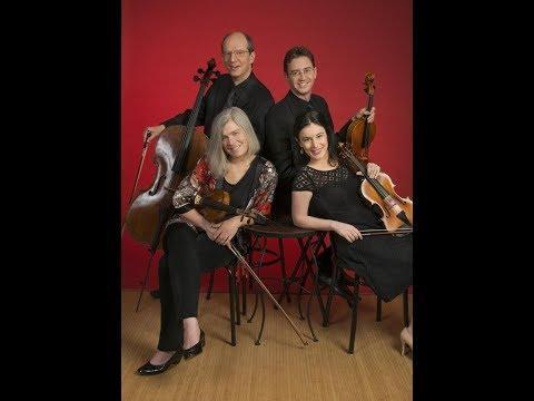 Lydian String Quartet: Graduate Student Composers (Noon Concert)