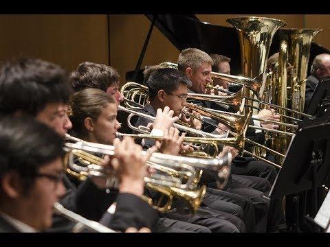 The UC Davis Concert Band