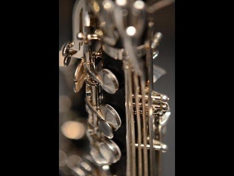 Sydney Bonnell, clarinet
