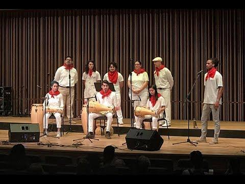 Afro-Cuban, Capoeira  and Samba Ensembles of UC Davis