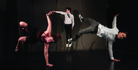 Image of Main Stage Dance Program