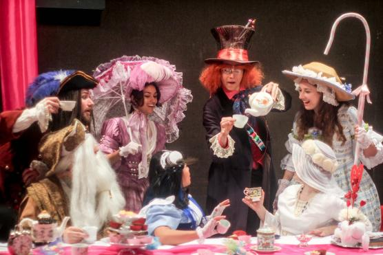 Image of Visit The Enchanted Cellar at UC Davis for Mad Hatter fun|