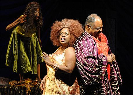 The Princess & The Black-Eyed Pea directed by Stafford Arima;