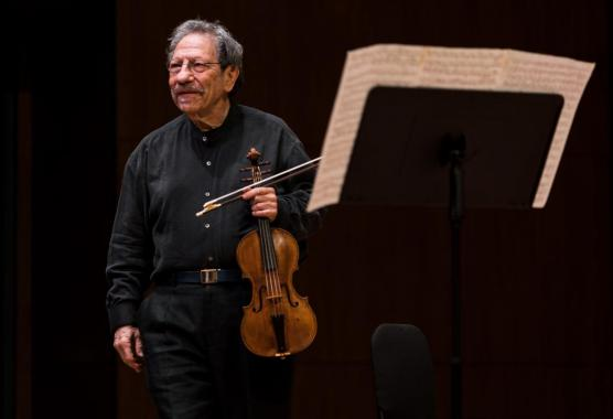 Michael Sand, Baroque violin
