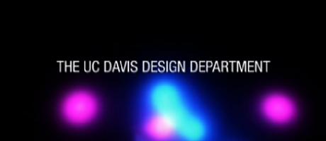The Department of Design|at UC Davis