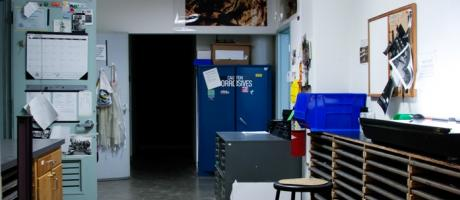 Photo lab and darkroom