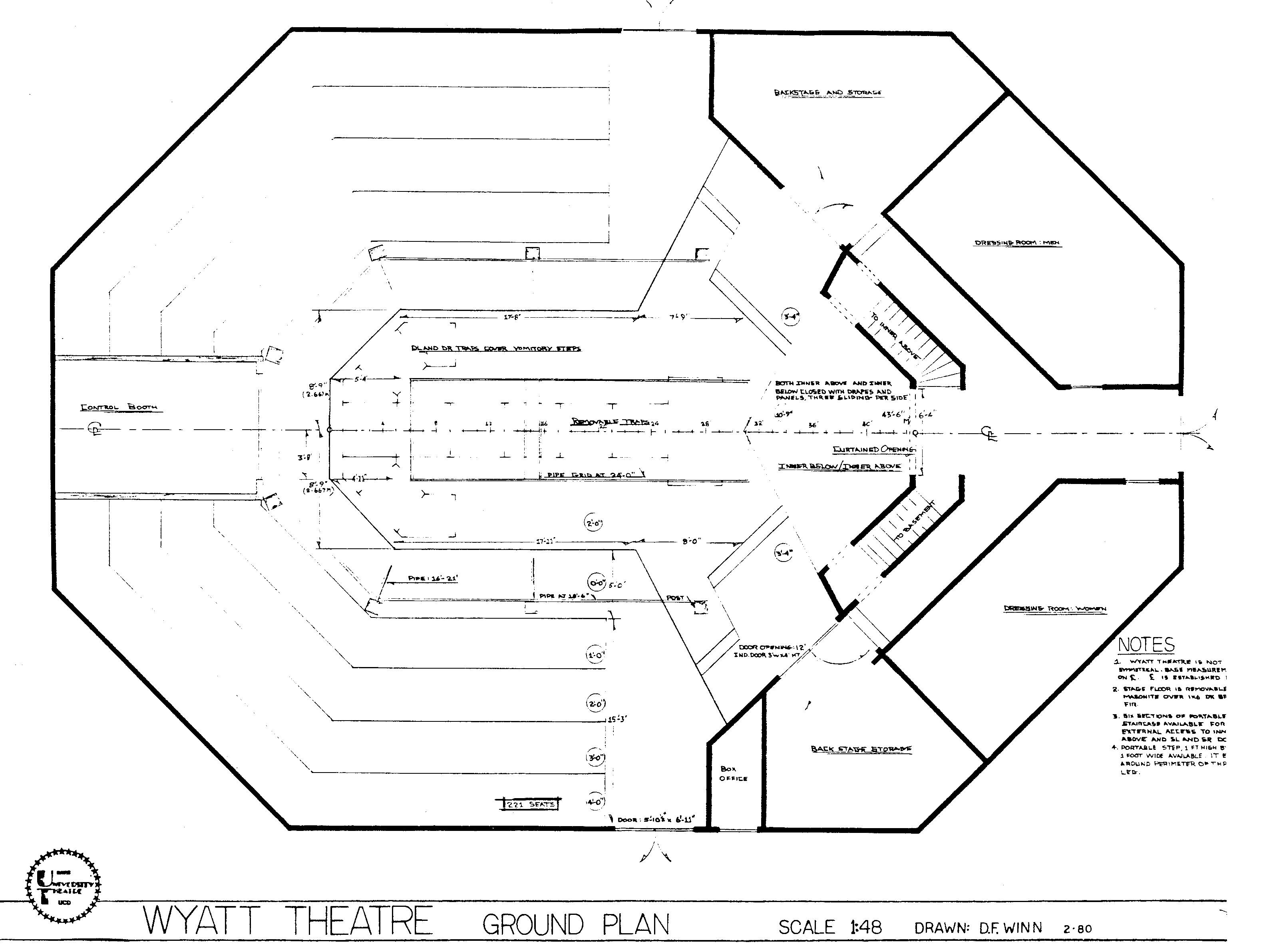 Technical Specifications Uc Davis Arts