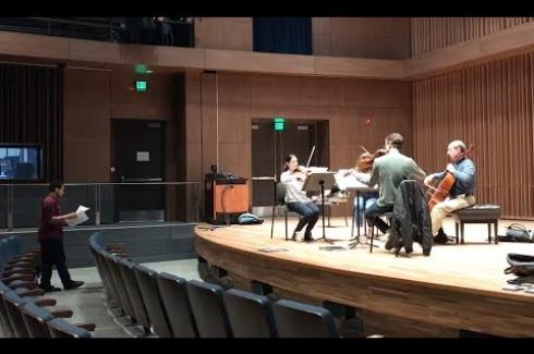 """Doctoral Music Composition/Theory