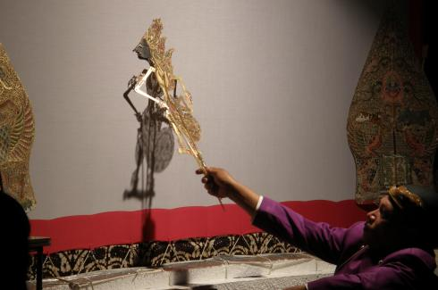 Image of Department of Music presents | Wayang Kulit Performance