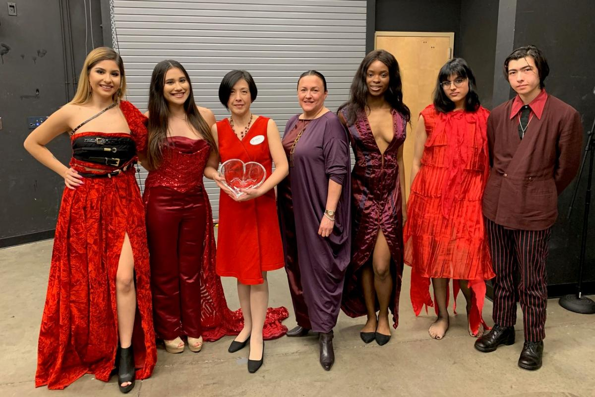 Adele Zhang Honored By UC Davis Women's Cardiovascular