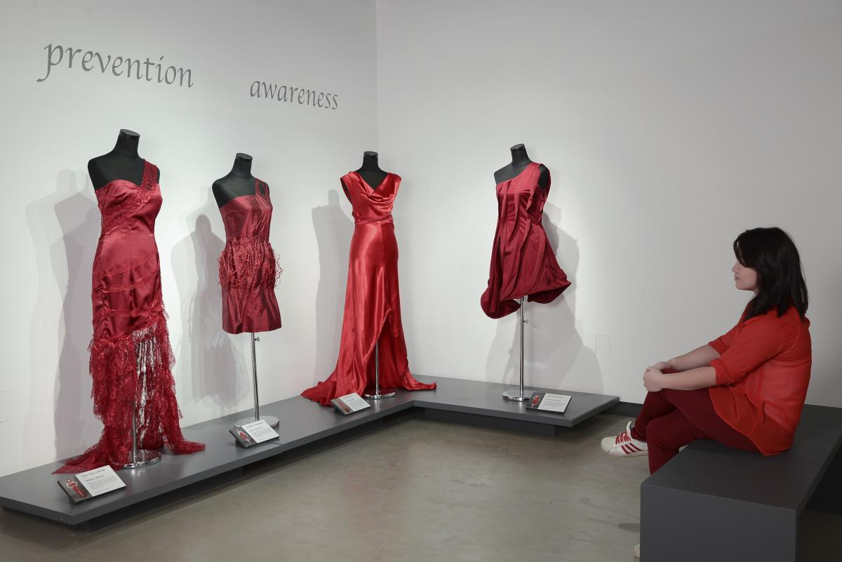 Red Dress: Design Stories For Heart Health