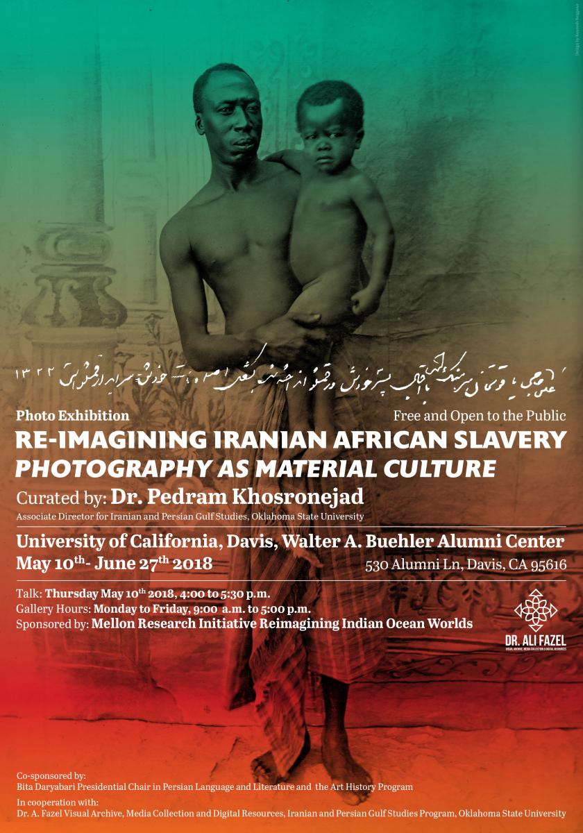Re-Imagining Iranian African Slavery: Photography as