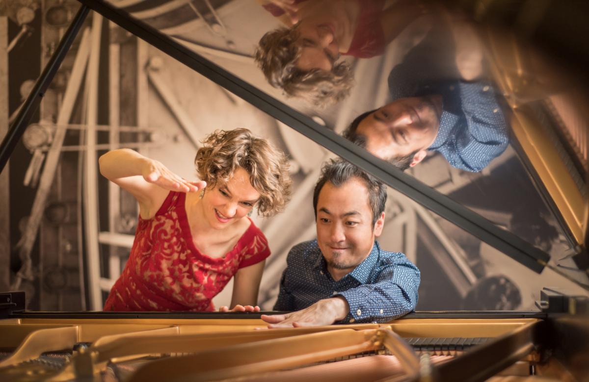 Jennifer Ellis, harp: Graduate Student Works - UC Davis Arts