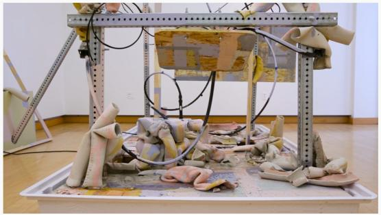 """Graduate Whitney Vangrin selected for MFA Exhibition """"Raw"""""""