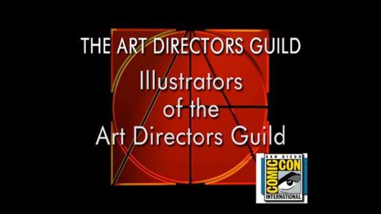 The Art of Babylon 5 at Comic-Con 2014