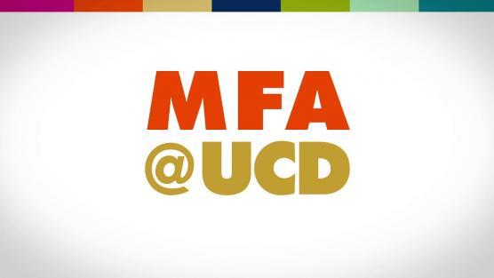 Design MFA | at UCD