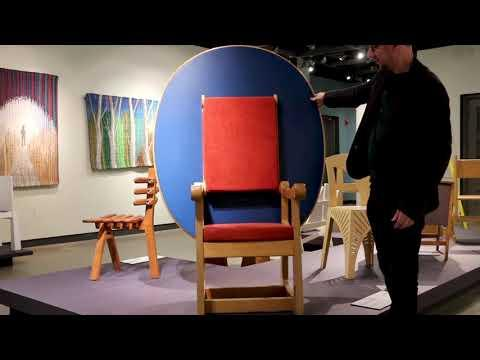 Weaving & Woodwork: A Scandinavian Design Partnership