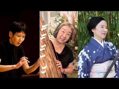 Traditional and New Music for Koto