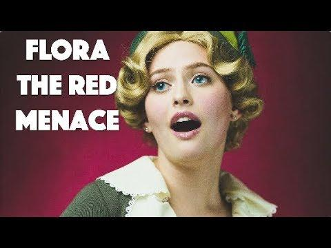 """Flora The Red Menace"""