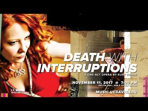 """Watch Rohde's """"Death with Interruptions"""""""