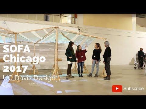 Design Students Exhibit at SOFA Connect