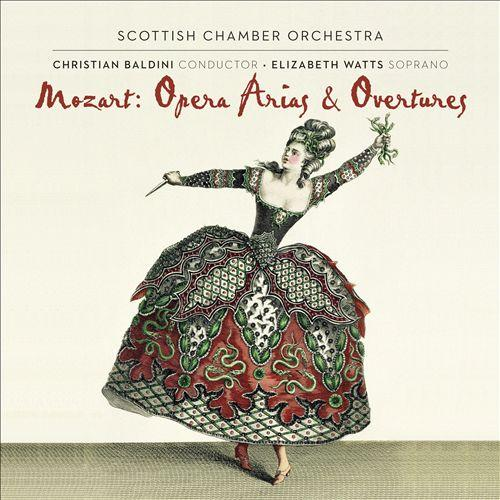 "The 2015 release of the Scottish Chamber Orchestra's ""Mozart: Opera Arias & Overtures"" has been named Best Album of the Week by ClassicFM in the UK, which prides itself as the classical music radio station with the largest audience in the world, at nearly 6 million listeners each week."