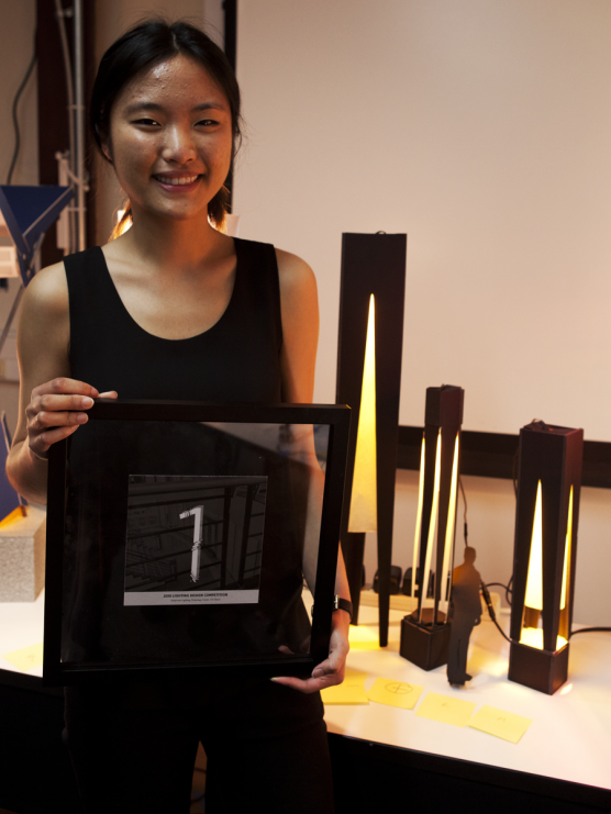 Ashley Lam (First place winner)