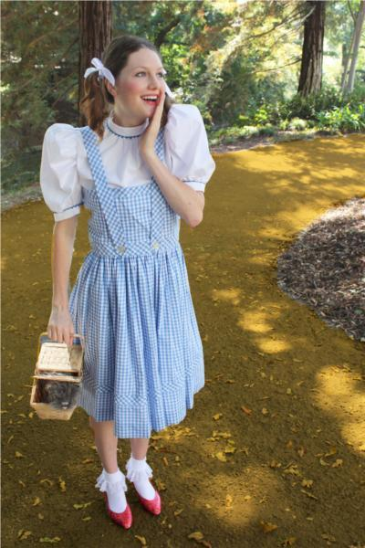 "Dorothy from ""The Wizard of Oz"""