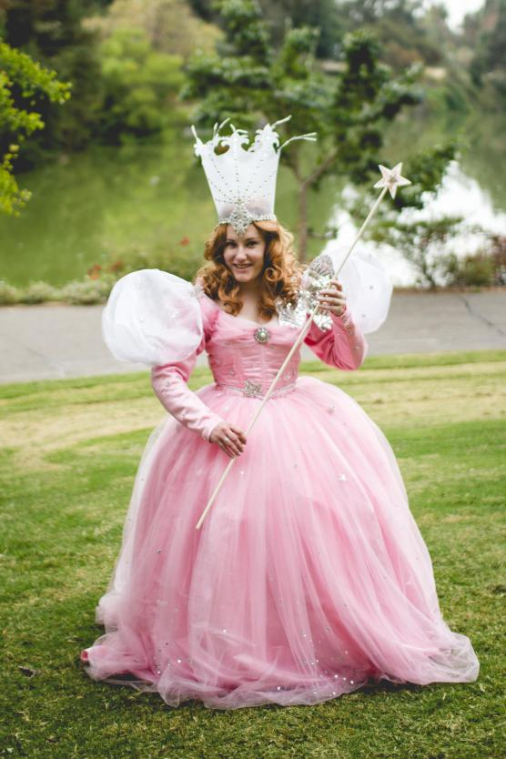 "Glinda from ""The Wizard of Oz"""