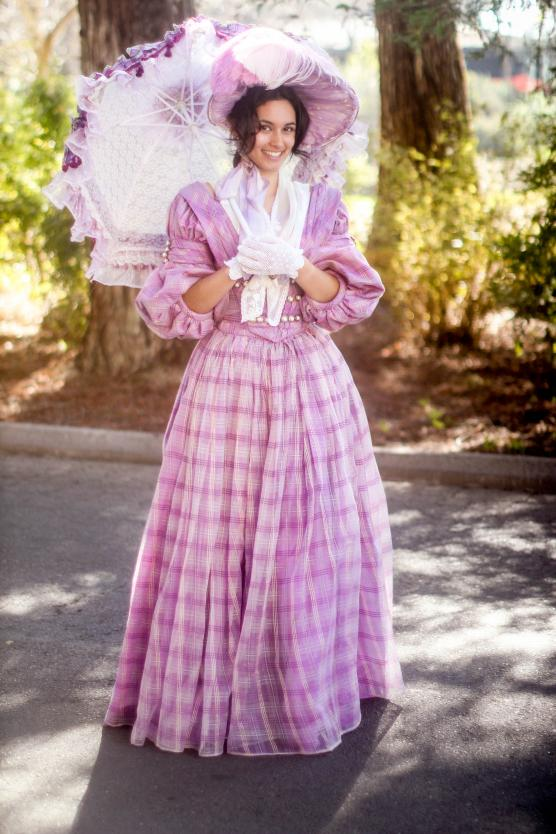 19th Century period costume.