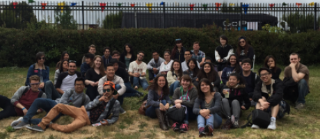 May 2015 TCS 115/DES 157 Field Trip to Makerfaire, San Mateo